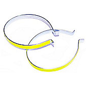 Vavert Trouserbands Yellow Reflective