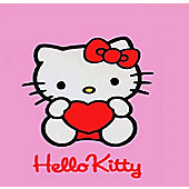 Hello Kitty Large, Fleece Blanket