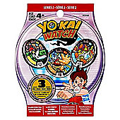 Yo-Kai Watch Medals Blind Bag Series 2