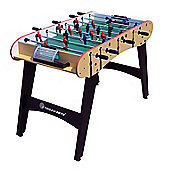 Strikeworth Defender 4ft Football Table (Wood / Red)