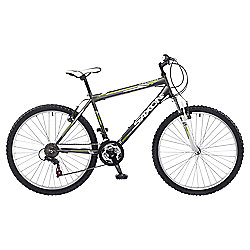 "Saxon Warrior 26"" Front Suspension Mountain Bike 19"" Mens"