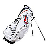 Big Max Mens i-Dry Golf Bag (Stand) in White