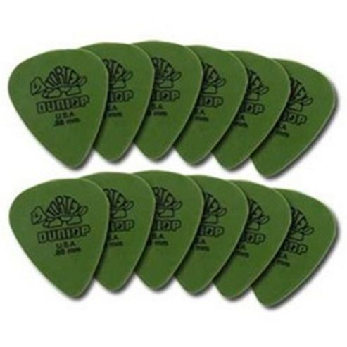 Dunlop Tortex Standard .88mm - 12 Pack