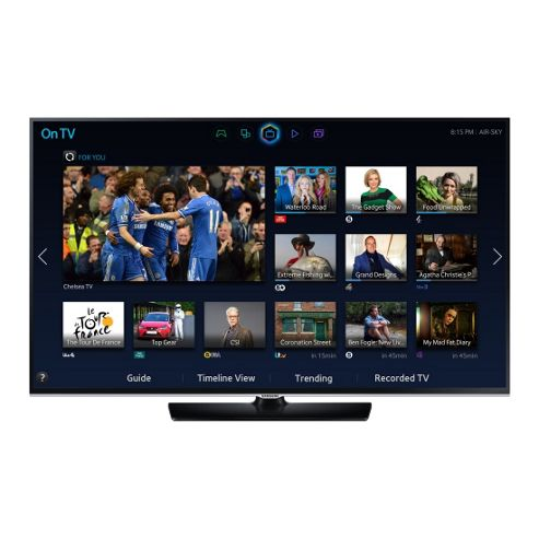 Samsung UE32H5500 32 Inch Smart WiFi Built In Full HD 1080p LED TV with Freeview HD