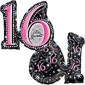 """28"""" Sweet Sixteen (each)"""