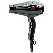 Parlux 3800 Ceramic & Ionic Hair Dryer Black