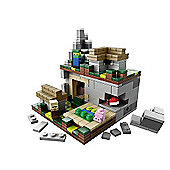 Lego Cuusoo Minecraft -The Village 21105