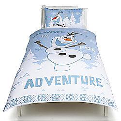 Disney Frozen Olaf Duvet