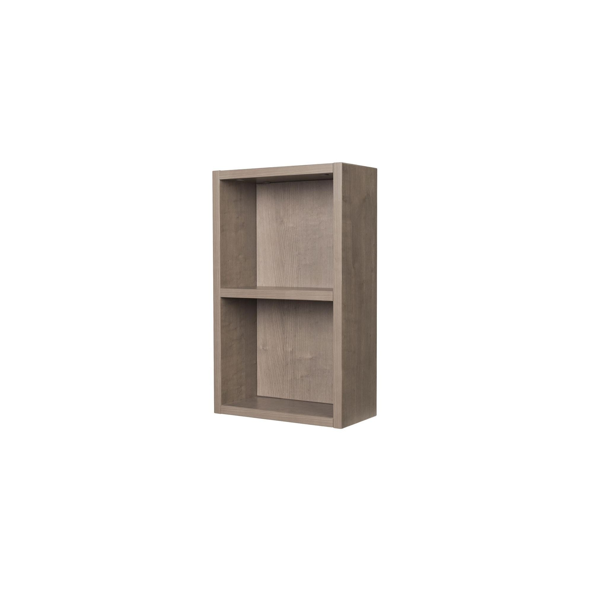 Premier Relax Wall Mounted Shelf Unit Oak Finish