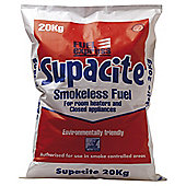 Supercite smokeless coal briquettes 20kg