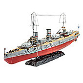 Russian WWI Battleship Gangut 1:350 Scale Model Kit - Hobbies