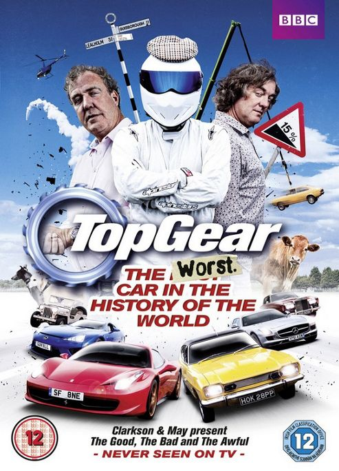 Top Gear - The Worst Car In The History Of The World (DVD)