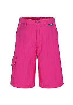 Regatta Kids Sorcer Shorts - Pink