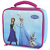 Disney Frozen Elsa and Anna Rectangle Lunch Bag