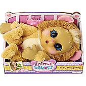 Animal Babies Nursery Plush Doll Baby Hedgehog
