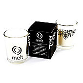Melt Noir Scented Room Candle