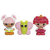 Lalaloopsy Tinies 3 Doll Collection - Pack 5