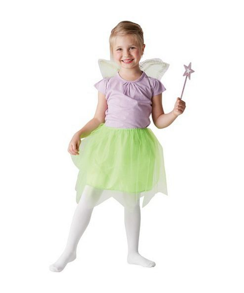 Rubies Fancy Dress - Disney Fairies - Fairies Tutu Pack - CHILD