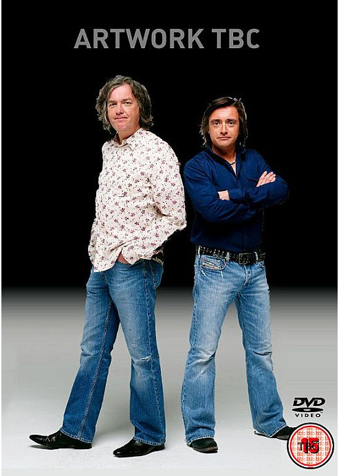 Top Gear At The Movies (DVD)