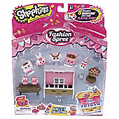 Shopkins Fashion Deluxe Packs - Ballet Collection