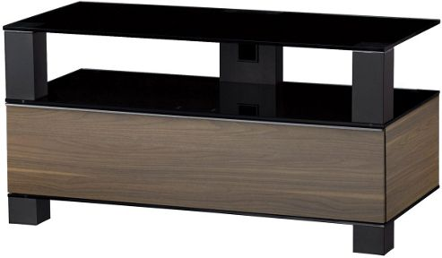 Sonorous Mood Walnut TV Unit for up to 42 inch TVs