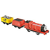 Thomas and Friends Trackmaster Marion (Scared James) engine
