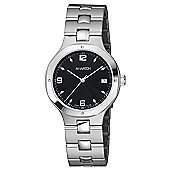 M-Watch Metal Classic Unisex Stainless Steel Date Watch A661.30547.01
