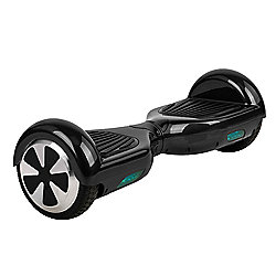 G-Board Self Balancing Scooter Hover Board in Black with Remote Lock & Training Mode
