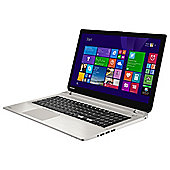 "Toshiba Satellite S50t-B, 15.6"" Touchscreen Laptop, Intel Core i7, 8GB RAM, 1TB, AMD Radeon R7-M260 2GB Graphics - Silver"