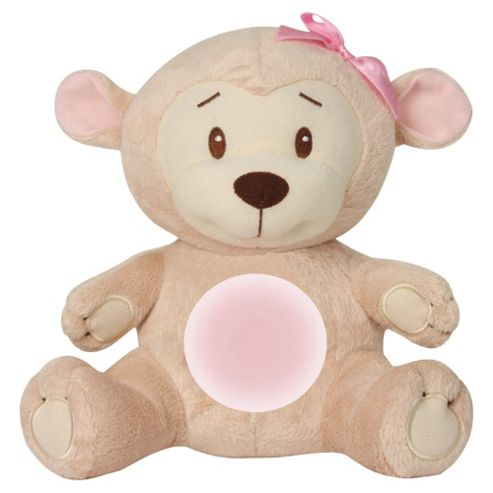 Summer Infant Lullaby Soothers Lily the Monkey