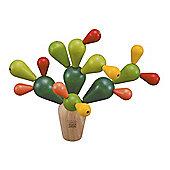 Plan Toys Balancing Cactus Wooden Toy