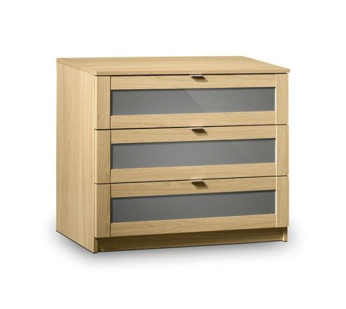 Julian Bowen Strada 3 Drawer Chest
