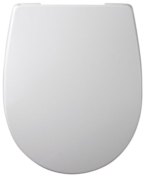 Nicol Everest Duroplast Toilet Seat - White