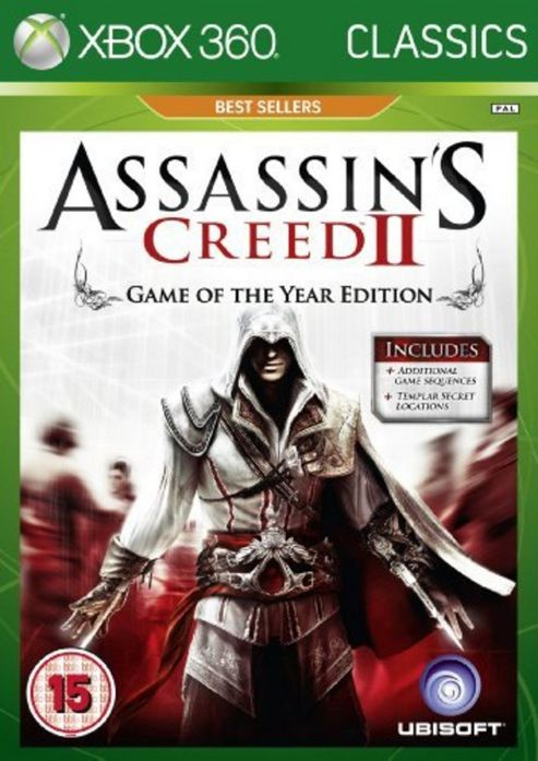 Assassian'S Creed 2 Goty