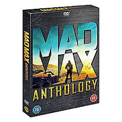 Mad Max Anthology Blu-ray