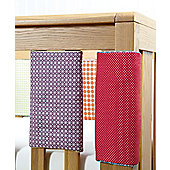 Mamas & Papas - Jamboree - Cot Bar Bumpers (Pack of 8)