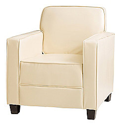 Sofa Collection Limoges Tub Chair - Cream