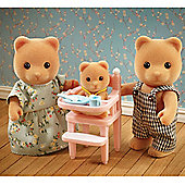 Sylvanian Families - New Arrival with Highchair