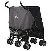 Koo-Di Double Sun and Sleep Stroller Cover