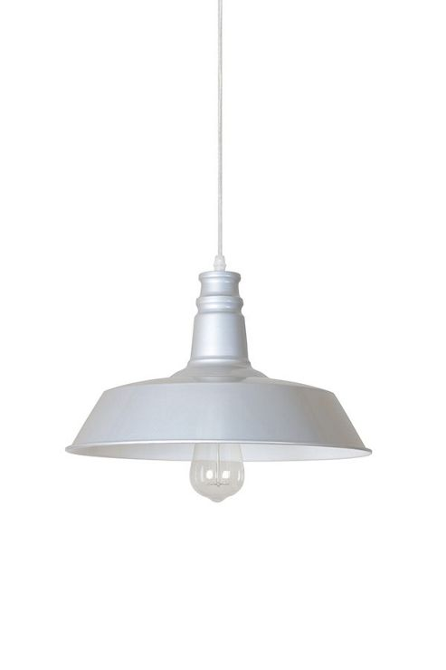Ceiling Lights Tesco Direct : Buy pascal silver vintage pendant light from our