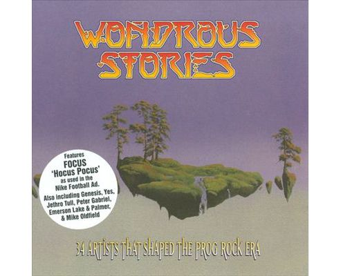 Wondrous Stories