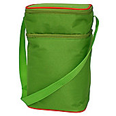 JL Childress MaxiCOOL 6 Can Insulated Cool Bag, Green