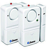 Swann 351-MD2 Door & Window Intruder Alarm 2 Pack