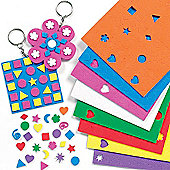 Crafts Mini Foam Sticker Value Pack (Pack of 1200)