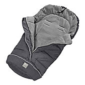 Clevamama Universal Footmuff Water Resistant with Muddy Boot Zip Opening
