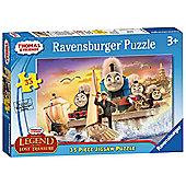 Thomas and Friends - Lost Treasure - 35pc Puzzle