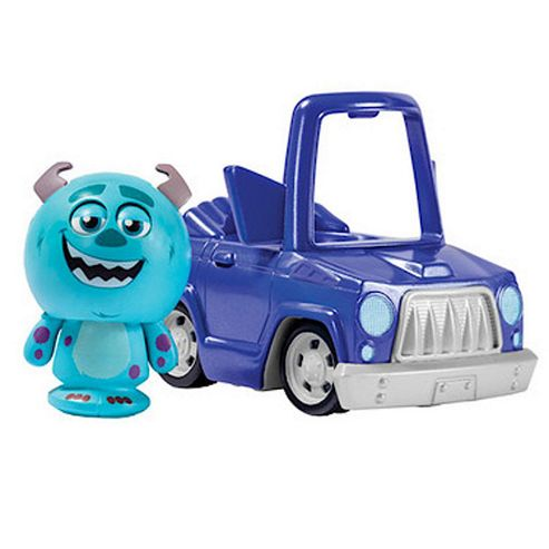 Monsters University Roll-A-Scare Ridez - Sulley