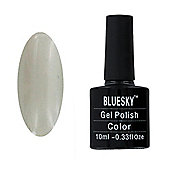 Bluesky 10 ml Gel Polish - Silver chrome 40532