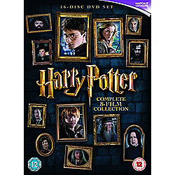 Harry Potter - 8-Film Collection DVD