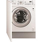 AEG L61271WDBI 7kg Wash 4kg Dry Integrated Washer Dryer